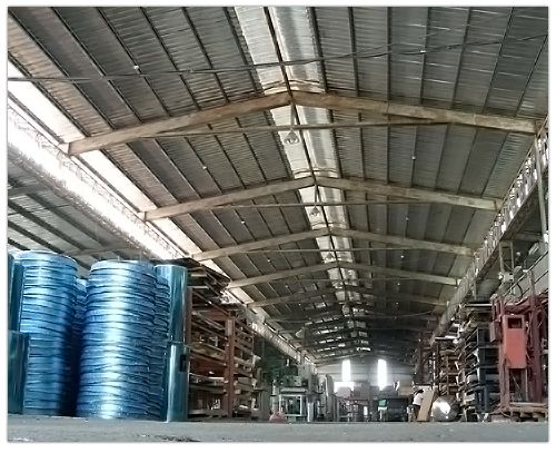 德士特生產工廠